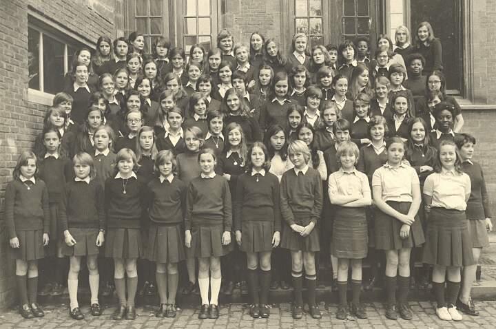 Année scolaire 1971-1972