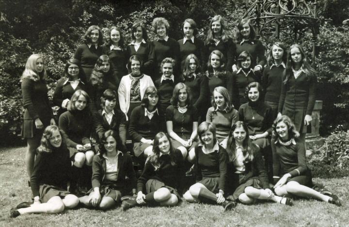 Année scolaire 1972-1973